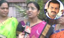 YSRCP Women Leader Complaint against Bandla Ganesh - Sakshi