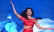 Priyanka Charging 5 Cr for 5 min performance - Sakshi