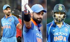 team india creates new history with 19 odi centuries in a calendar year - Sakshi