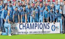 Shikhar Dhawan century guides India to eighth straight series win - Sakshi