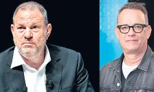 What Tom Hanks has to say about the Weinstein scandal - Sakshi