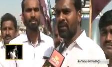 Kummari Yuvasena Meet YS Jagan in padayatra - Sakshi