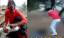 Burnt man to death to save girl from love jihad - Sakshi