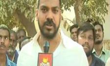 YSRCP MLA Anil Kumar Yadav Strong Warning To Pawan Kalyan About Comments On YS JAGAN - Sakshi