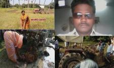 woman brutally murdered in chittoor district - Sakshi