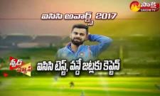 TeamIndia Captai kohli sweeps ICC Awards - Sakshi
