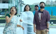 Drushti Movie Trailer released - Sakshi
