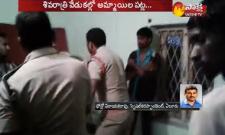 Police Beats Up Youth at west godavari district - Sakshi