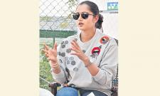 sania mirza on her fitness - Sakshi