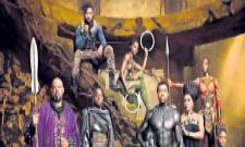 'Black Panther' Smashes Box Office Records with $218 Million - Sakshi