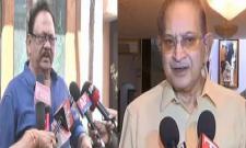 Krishnam Raju, Krishna offer condolences to Sridevi - Sakshi