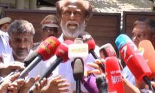 Rajanikanth comments on sridevi death - Sakshi