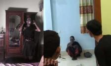 Cambodian Actress Possessed Ghost Video Viral - Sakshi