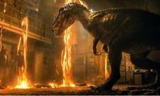 Jurassic World Fallen Kingdom Second Trailer Released - Sakshi