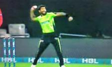 Angry Bowler Throws Ball at Teammate for Not Paying Attention - Sakshi