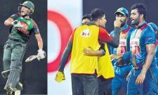 Bangladesh Beat Sri Lanka In Thriller Of Nidahas Trophy - Sakshi