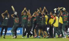 Bangladesh Board Apology for Events During Sri Lanka Match - Sakshi
