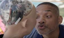Will Smith Disastrous Date With Robot Sophia - Sakshi