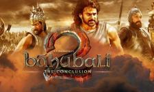 Baahubali 2 Will Release Soon In China - Sakshi