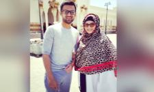Sania And Shoaib Visited Umrah - Sakshi