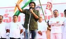 Janasena Chief Pawan Kalyan Porata yatra at srikakulam district - Sakshi