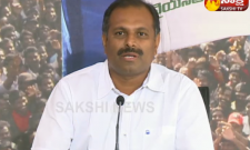 ysrcp leader sreekanth reddy fire on AP CM over fake deeksha - Sakshi
