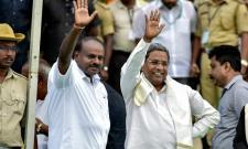Karnataka CM Kumaraswamy to face floor test today - Sakshi