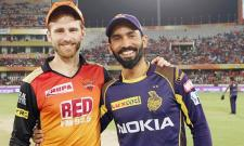 SRH vs KKR- Who will win the knockout encounter and face CSK in the final - Sakshi