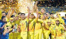 Chennai Super Kings win 3rd IPL title  - Sakshi