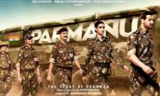 Parmanu Movie Steady Collection After Four Weeks - Sakshi