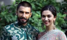 Ranveer Singh and Deepika Padukone getting married on November 10 - Sakshi