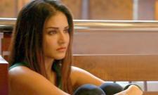 Sunny Leone Hospitalised During Shooting - Sakshi