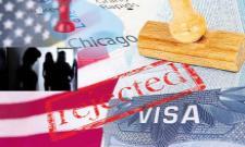 Chicago Sex Racket Affect Indians Visas Rejected - Sakshi