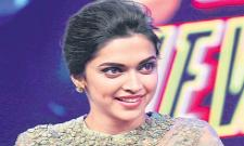 Deepika To Do Lungi Dance For A Hollywood Movie  - Sakshi