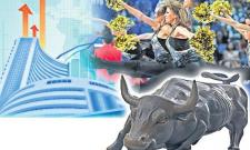 Sensex At All-Time Closing High, Nifty Reclaims 11000 After 5 Months - Sakshi