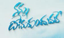 Sudheer Babu 'Nannu Dochukunduvate' Teaser Released - Sakshi