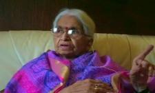 Senior K Rani Passes away in Hyderabad - Sakshi