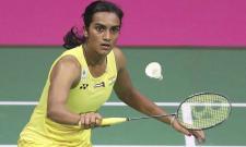 PV Sindhu Loses Thailand Open To Nozomi Okuhara - Sakshi