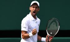 Novak Djokovic Wins Wimbledon Open Grand Slam 2018 - Sakshi