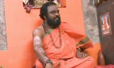 Shiva Swamy Demands Action Against Kathi Mahesh Comments - Sakshi
