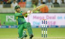 Pakisthan with  the second ODI - Sakshi