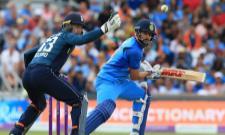 India set target of 257 Runs against England - Sakshi