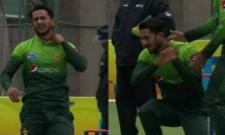 Hasan Ali Bomb Explosion Celebration During Cricket Match Turns Painful - Sakshi