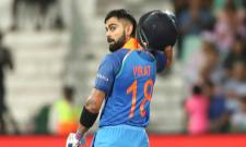Kohli placed in Top 10 for Most Fifty Plus Scores - Sakshi