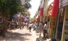 Attack on TTV Dinakaran Vehicle - Sakshi