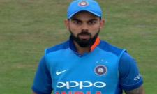 Virat Kohli left stunned after being dismissed by Adil Rashid - Sakshi
