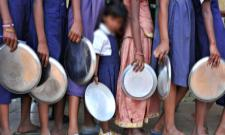 Girl Added Poison In Mid Day Meal In School - Sakshi