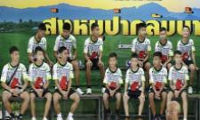 Thai boys stuck in cave gave the cutest answers during press conference    - Sakshi