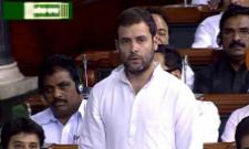 Rahul Gandhi targets Modi and his ministers - Sakshi