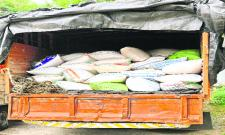 Scams In Ration Shops Warangal - Sakshi